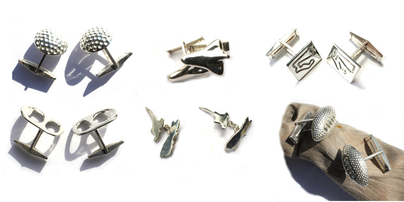 Cufflinks for all styles